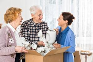 Umzug für Senioren